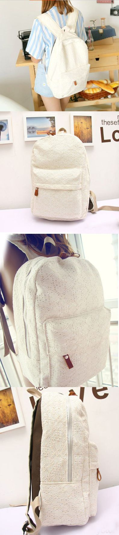 Fashion Sweet Floral Lace Backpack for Girls,backpack for girls,shoulder backpack,