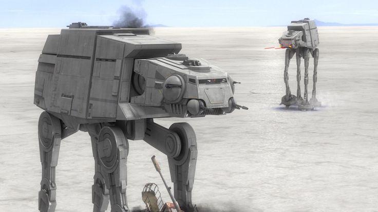 AT-AT Walker (All Terrain Armored Transport) | StarWars.com