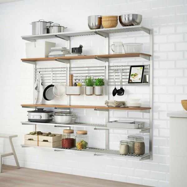 Le Nouveau Catalogue Ikea 2020 Va Nous Endormir Murs De La Cuisine Rangement Mural Cuisine Ikea