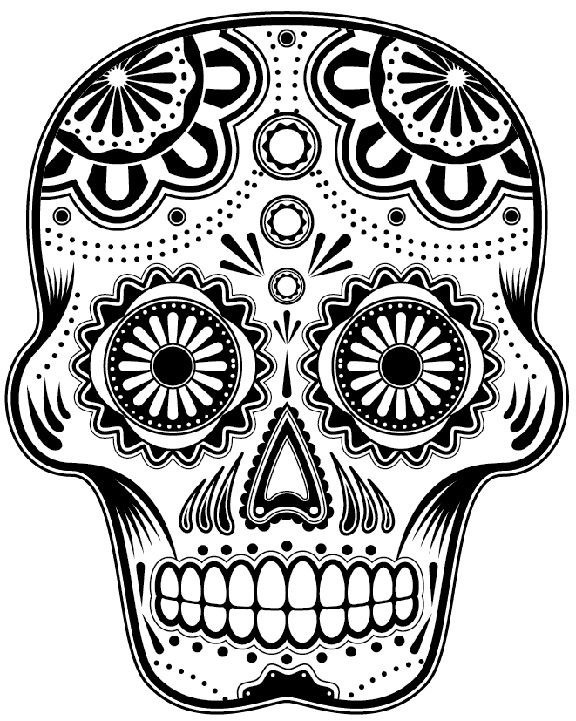 skull coloring pages printable coloring pages sheets for kids get the latest free skull coloring pages images favorite coloring pages to print online