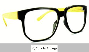 Darcy Wood Grain Glasses - 283WG Oak