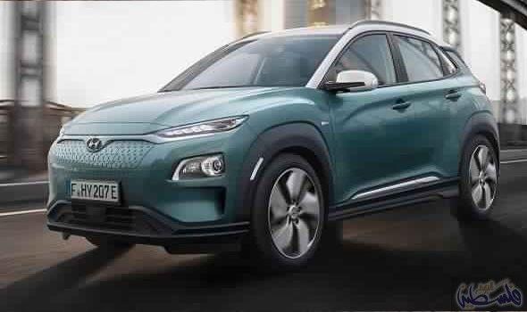 هيونداي تطلق سيارتها كونا الجديدة كليا في أفريقيا والشرق الأوسط Hyundai Electric Cars Electricity