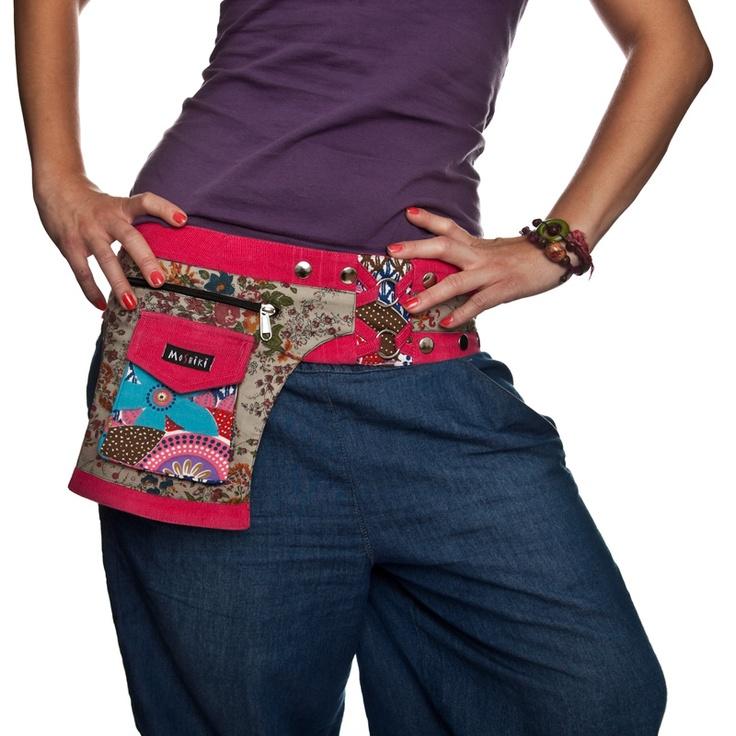 MOSHIKI Hot-Belt Yofi  #Moshiki #Sidepocket #Gürteltasche #Trend #trendy #fashion #Mode #Fantasie #Fantasy #clothing #Style