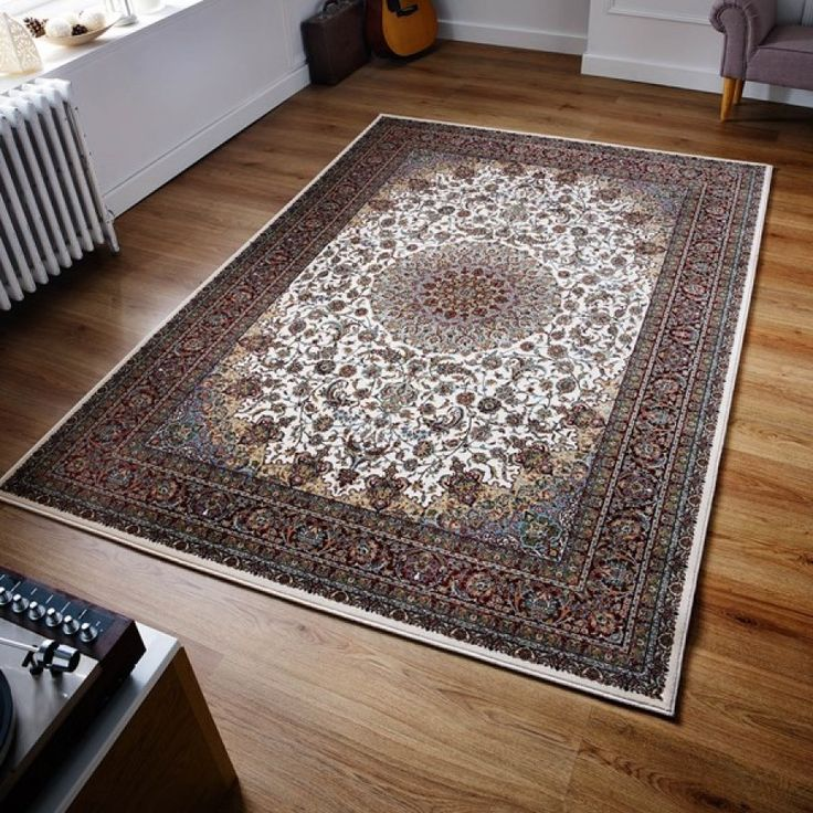 It deserves to be a centrepiece of your room.  #traditionalrug #homedecor #luxury #traditional
