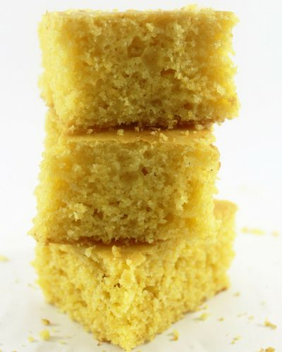 This recipe for Homemade Cornbread comes from an old cookbook,Better Homes and Gardens New Cook Book. This book was Amber's grandmothers that was originally p
