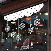 christmas window display vinyls - Google Search