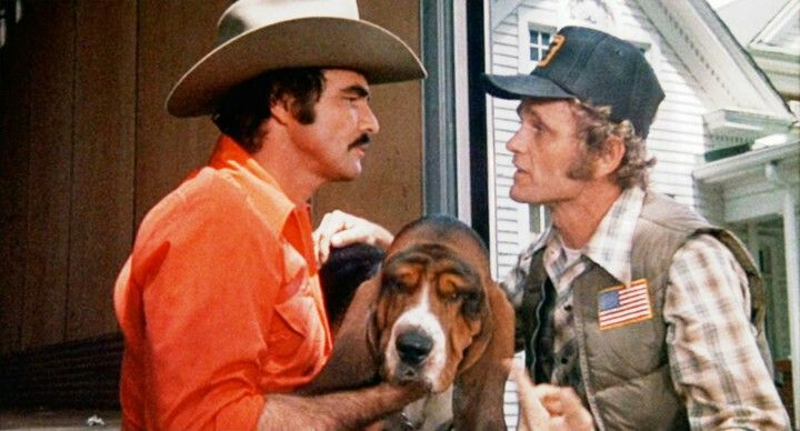 Image result for dog in smokey and the bandit