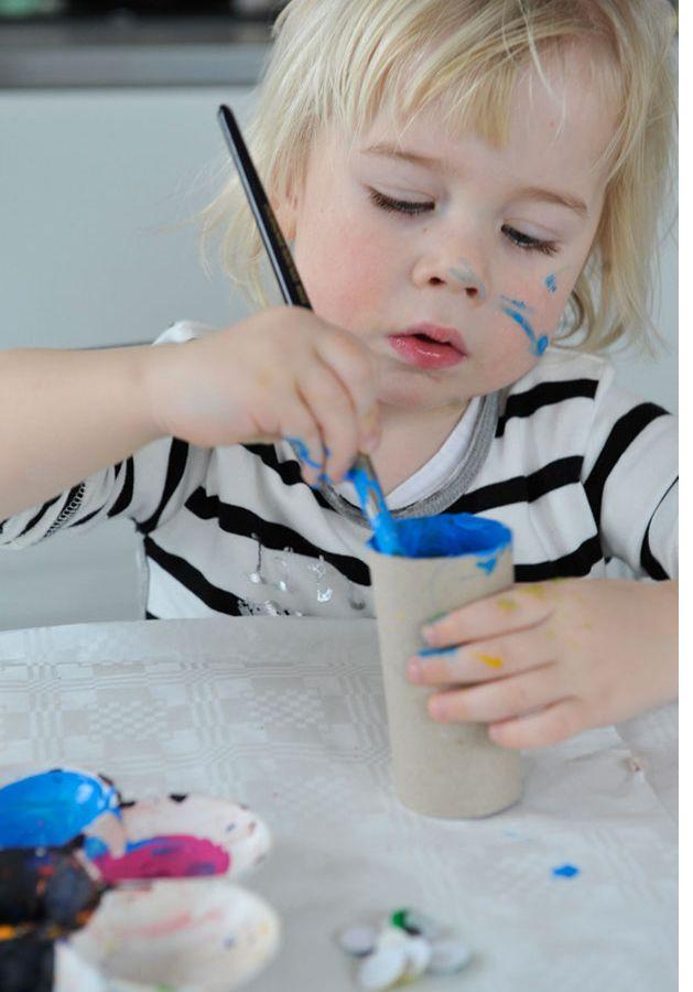 Knutselproduktie voor Ouders van NU Fotografie: Caroline Coehorst Produktie en Styling: MIrjam Knots