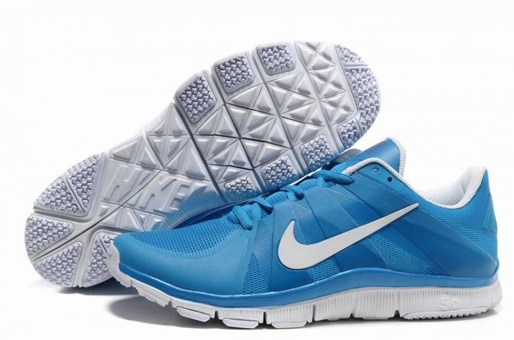 Men's Nike Free Trainer 5.0 Royal Blue White Shoes,Quality Sneakers are worthy for you own it .Dont miss it .