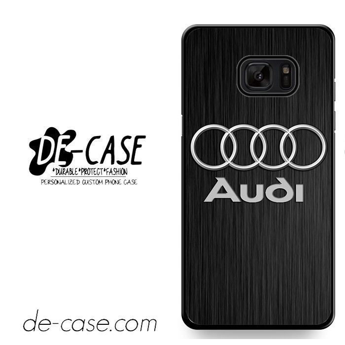 Audi DEAL-1114 Samsung Phonecase Cover For Samsung Galaxy Note 7