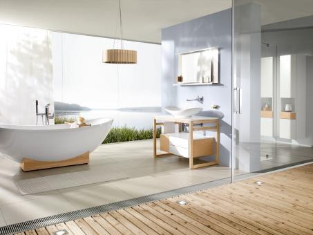 My Nature Bath Tub And Bathroom Design. Bathtub Available At Ideal Bathrooms