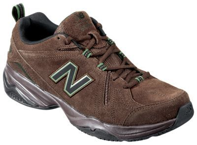 New Balance 608v4 Training Shoes for Men - Brown - Extra Wide - 11.5