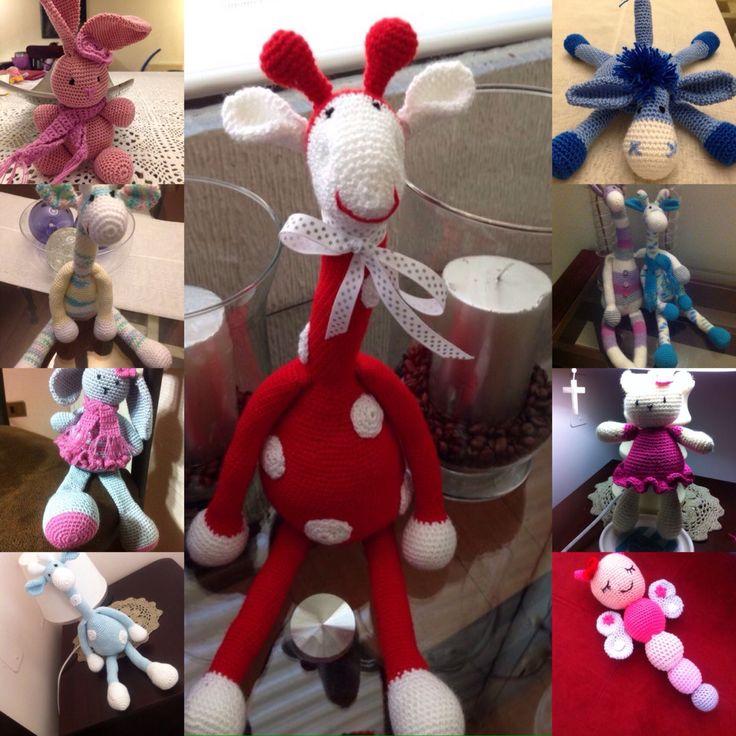 Amigurumi Ideas : 2486 best images about Amigurumi ideas on Pinterest ...