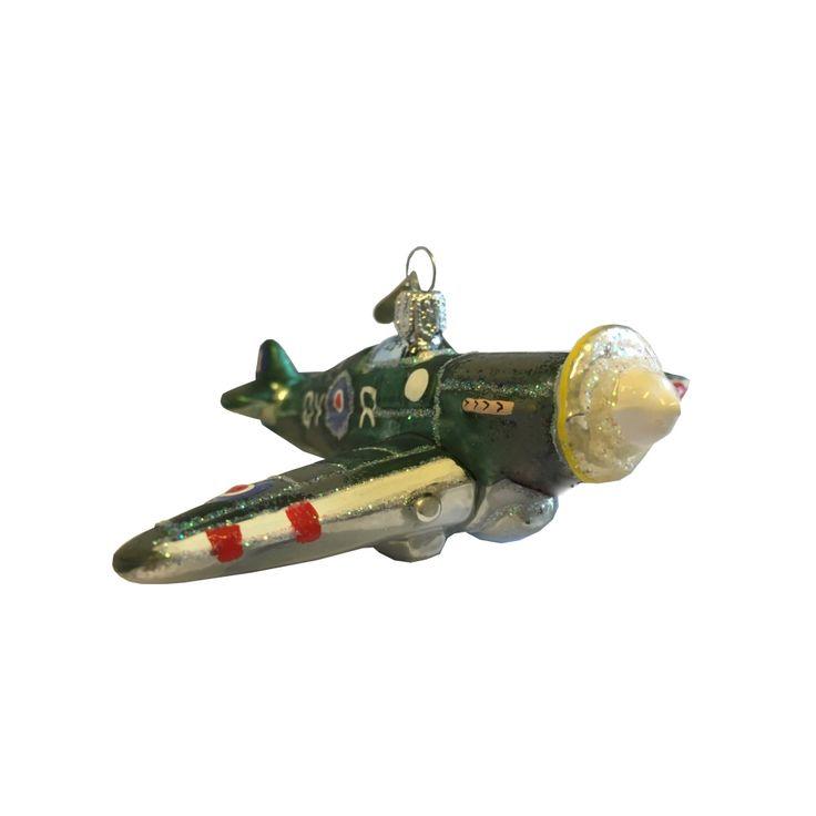 Bombki Little Spitfire