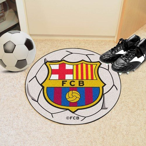 Futbol Club Barcelona Soccer Ball