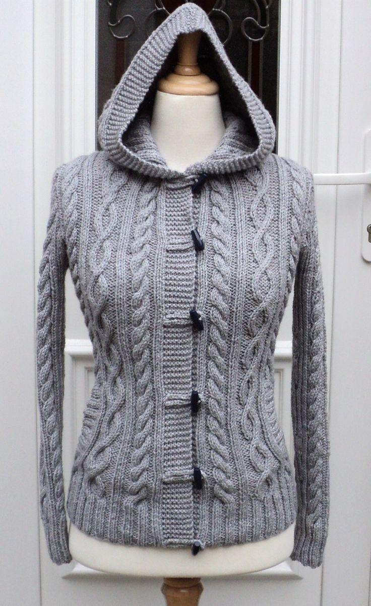 Tuto tricot Gilet Valérie PDF