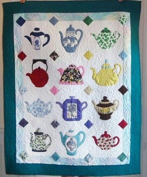Quilting Amp Tea Tea Sets And Tea Time Pinterest