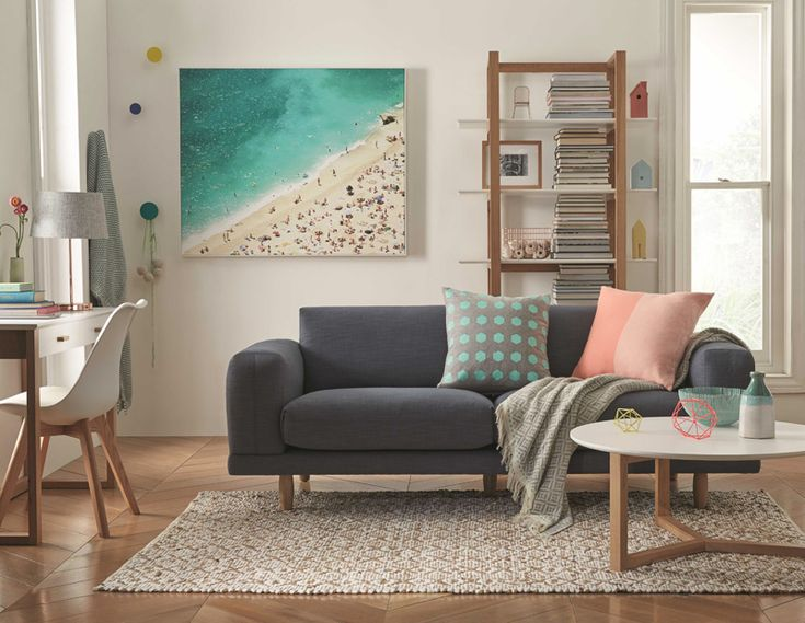 New Nordic Bedroom And Living Room Inspiration