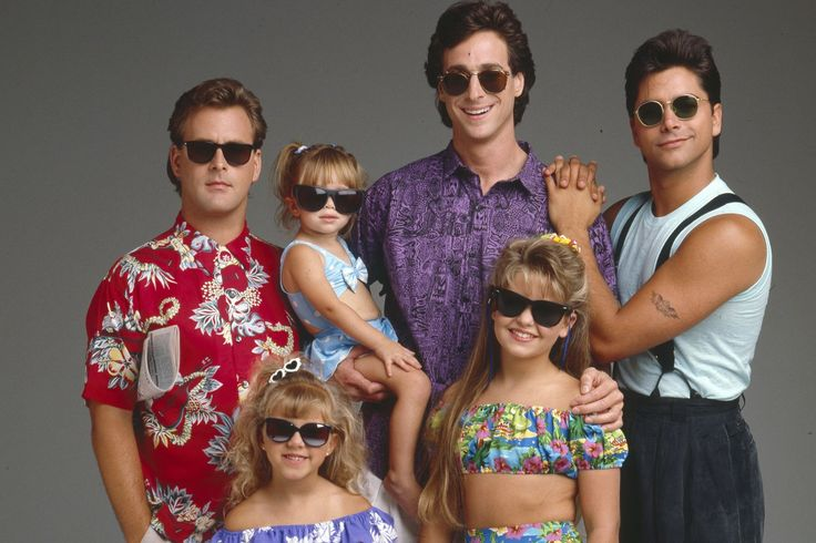 "11 Middle Child Struggles As Told By The Cast Of ""Full House"""