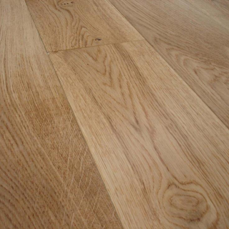 189mm Zamorra Oak Brushed & Natural Oiled Click C/D Grade Prefinished | Floors 2 Go