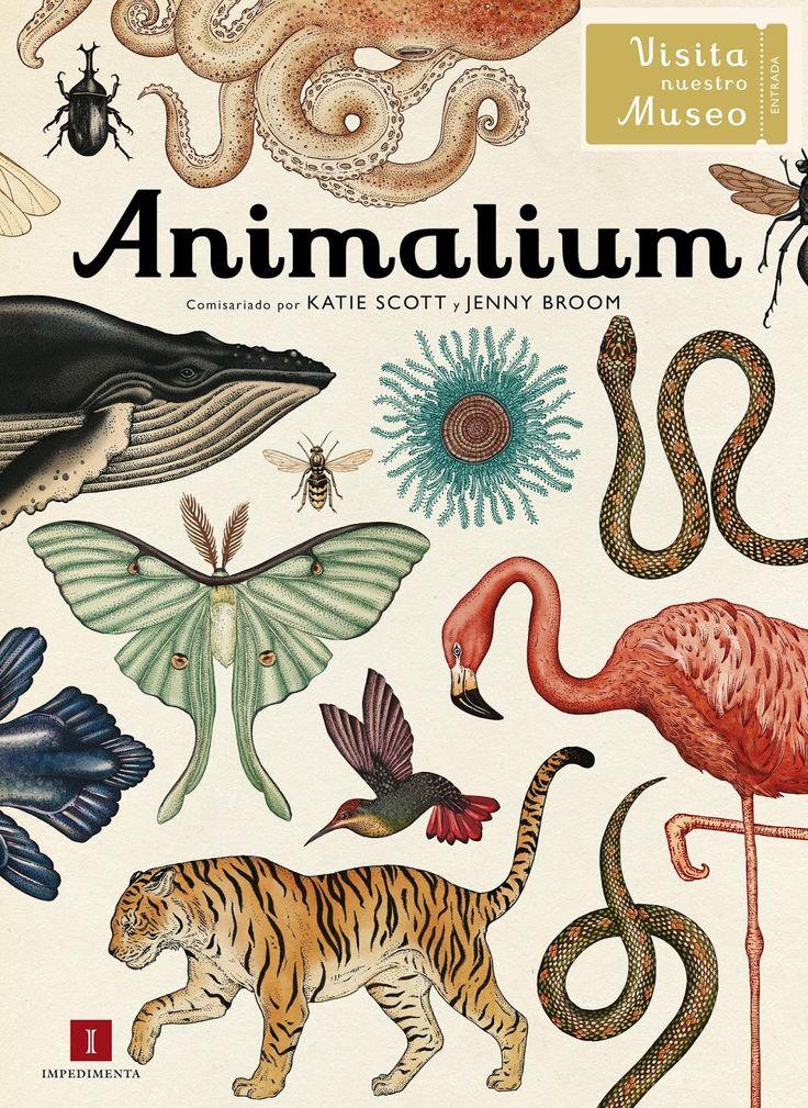 Per aprendre sobre l'evolució dels animals, les seves principals característiques, com s'alimenten, com viuen, com es reprodueixen amb unes il·lustracions molt boniques en un estil com de vells gravats científics que el fan un llibre únic.