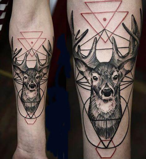 tatuajes de venados en antebrazo - Buscar con Google