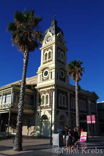 Glenelg Town Hall Building, SA