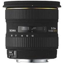 Sigma - 10 mm - 20 mm f/3.5 Lens for Nikon F