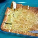 recipe-Zucchini Slice