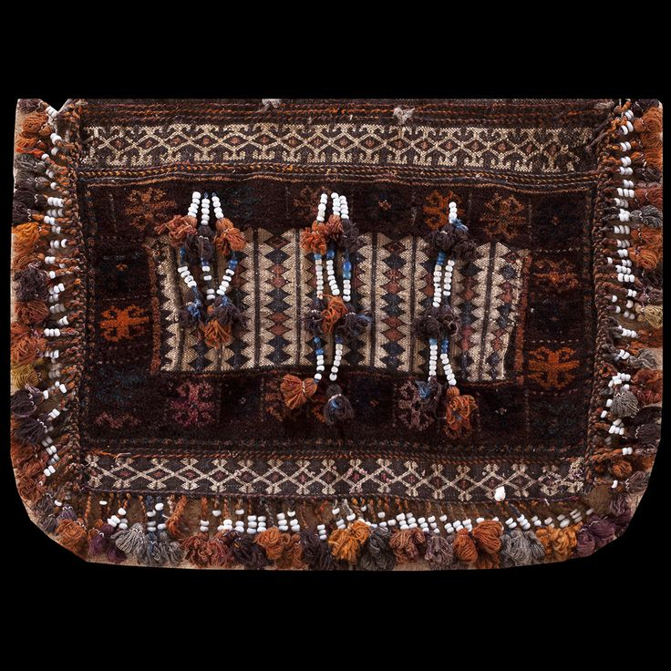 General Rug Type:      Persian Informal  Specific Rug Type:      Baluch  Circa: 1940  Color: Multi  Origin: Persia  Width: 2' 0'' ( 61.0 cm )  Length: 2' 6'' ( 76.2 cm )Stock Id: #21770