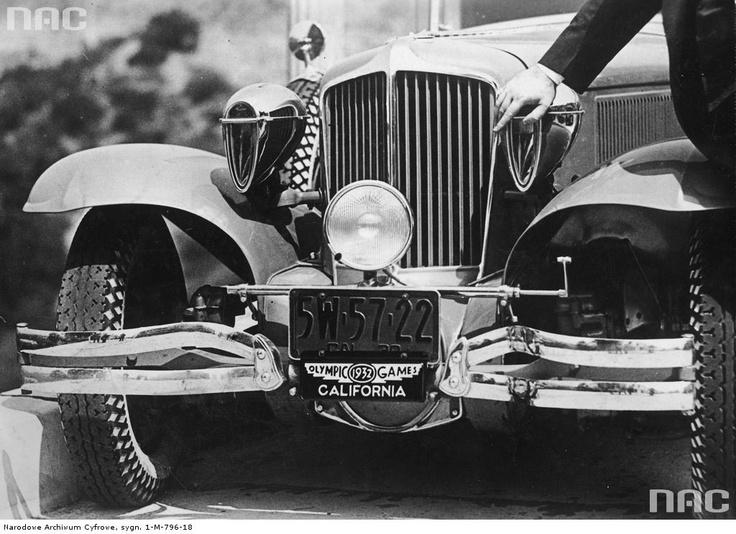 Los Angeles, 1932.