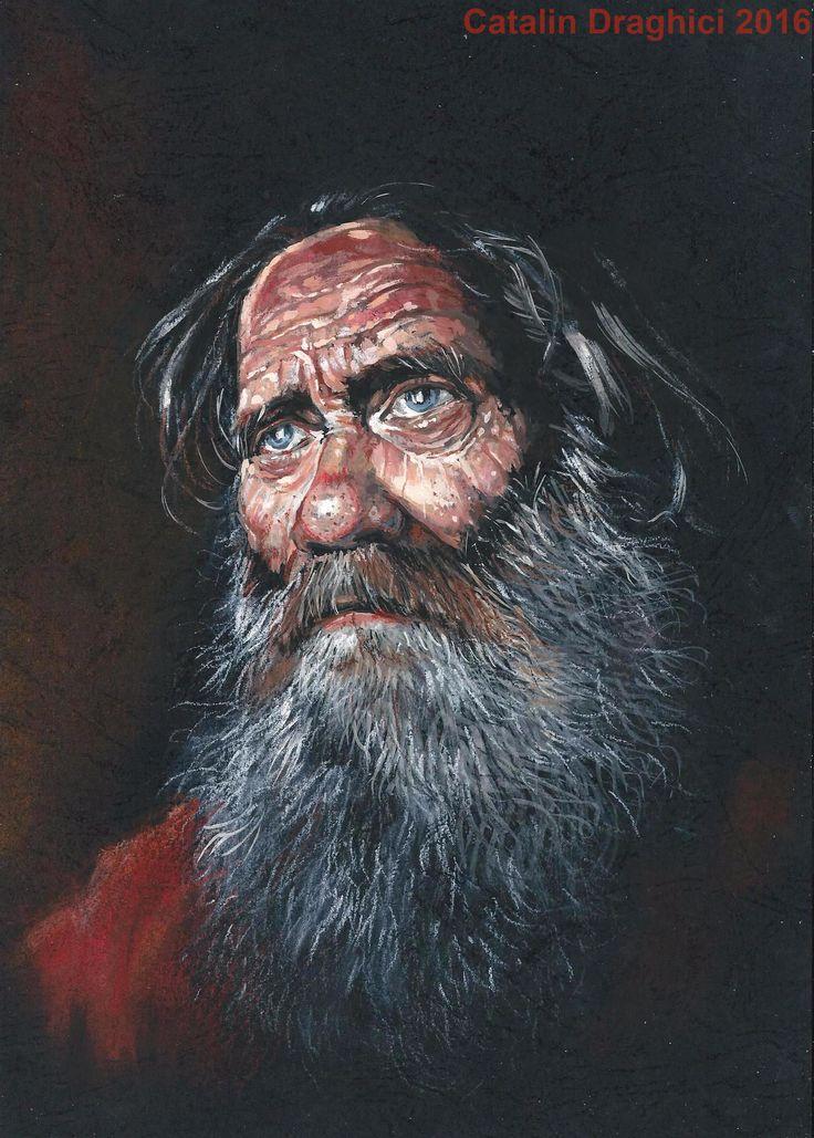 Sad oldman