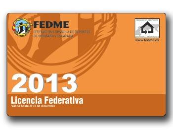 Ya puedes iniciar las gestiones para renovar tu licencia con la Federación Española de Deportes de Montaña y Escalada, Fedme, y con la Federación Madrileña de Montaña, FMM.