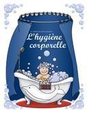 L'hygiène corporelle, activités pour enfants.