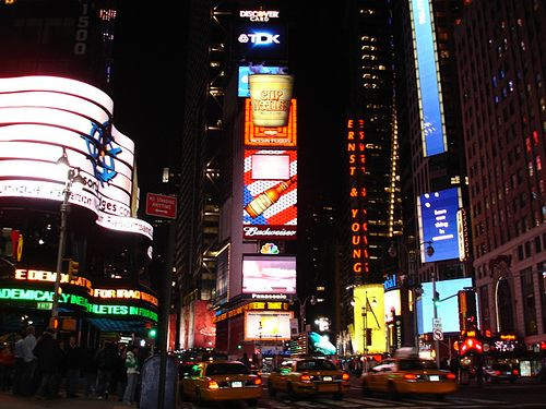 I really want to go hereCities Time, Time Squares, Favorite Places, New York Cities, Times Square, Nyc, New York City, Vibrant Cities, New Years