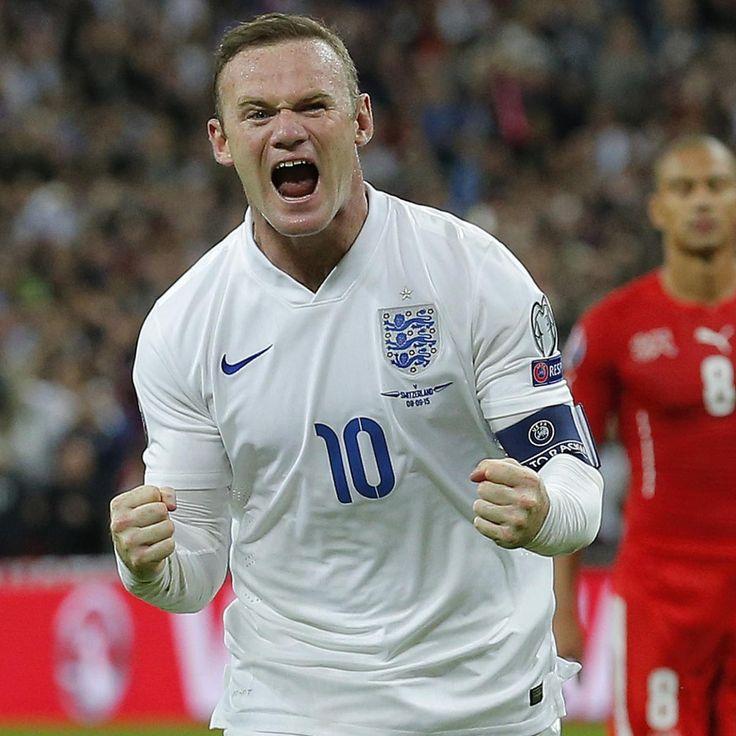 Wayne Rooney Retires from International Football as England's Record Goalscorer