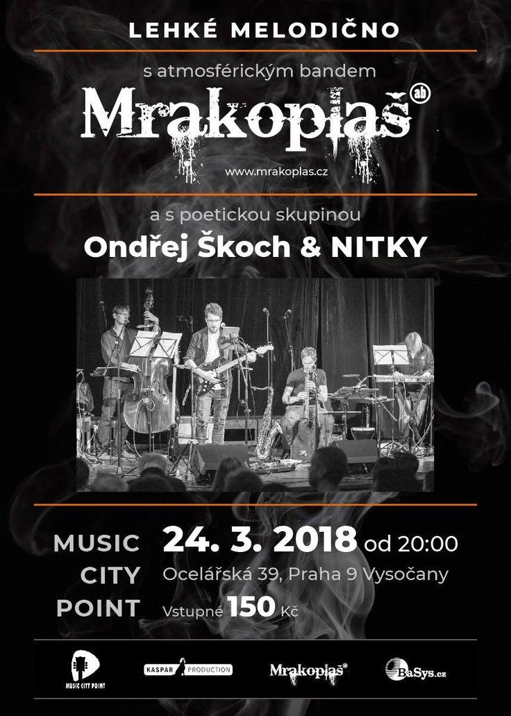 Koncert s Ondrou Škochem a Nitkami