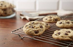 CHIPITS Perfect Chocolate Chip Cookies + variations with different chapatis
