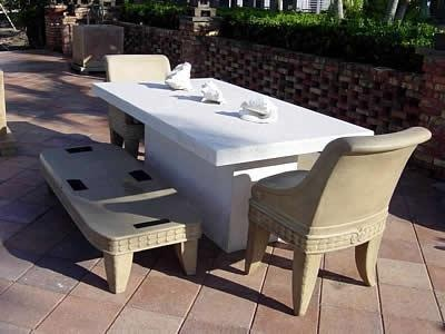 17 Best Images About Outdoor Dining Tables On Pinterest