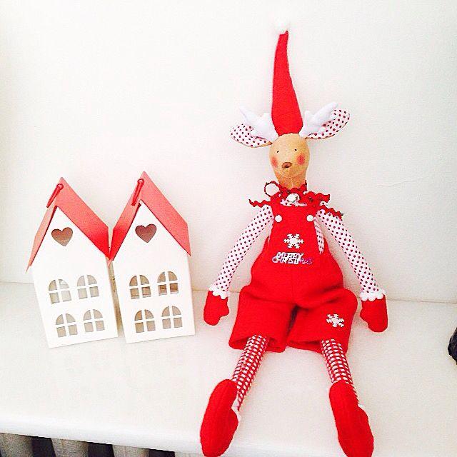 Madebymini reindeer