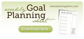 Weekly goal planning sheetCreative Mindfulness, Goals Plans, Organic Ideas, Organic Stuff, Plans Sheet, Weeks Goals, Goals Sets Worksheets, Life Easier, Crafty Ideas