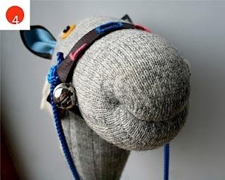 sock hobby horses