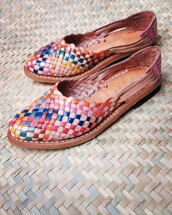 Woman Huaraches Leather Huarache Sandals