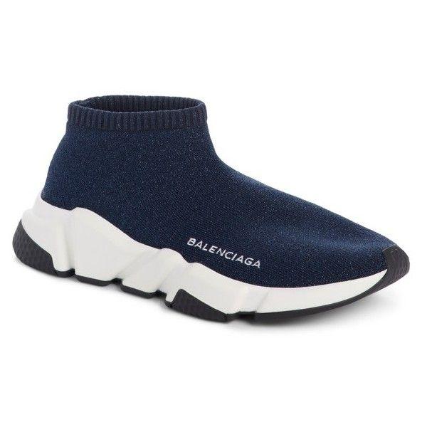 Women's Balenciaga Low Speed Sneaker (2