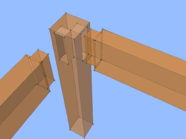 Power Rack: 3 Balken verbinden, bewittert - Seite 2 - woodworker