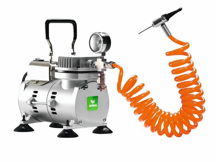 Compressor, Ballpumpe elektrisk