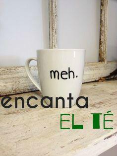 Me encanta el té por que me relaja, me encanta que puedo tomarlo frío o caliente, además de que hay muchas opciones de sabor.