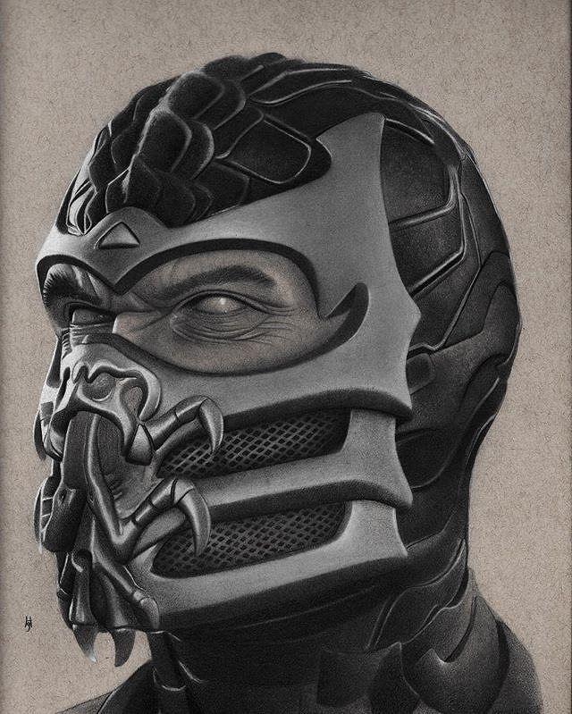 Pin By Amir Scorpion On Tattoo Geek Mortal Kombat Art Scorpion