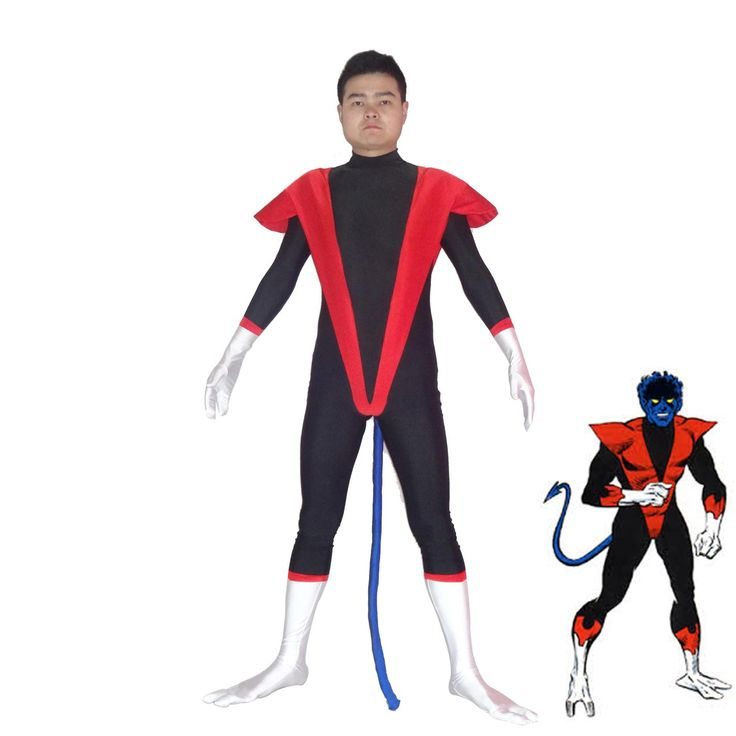 I found some amazing stuff, open it to learn more! Don't wait:http://m.dhgate.com/product/x-men-superhero-costumes-monster-halloween/175365145.html