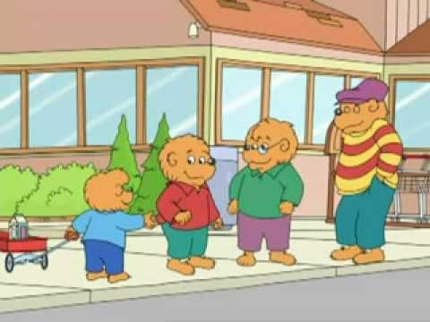 The Berenstain Bears - Big Road Race (1-2)----->Think Win-Win/Synergize